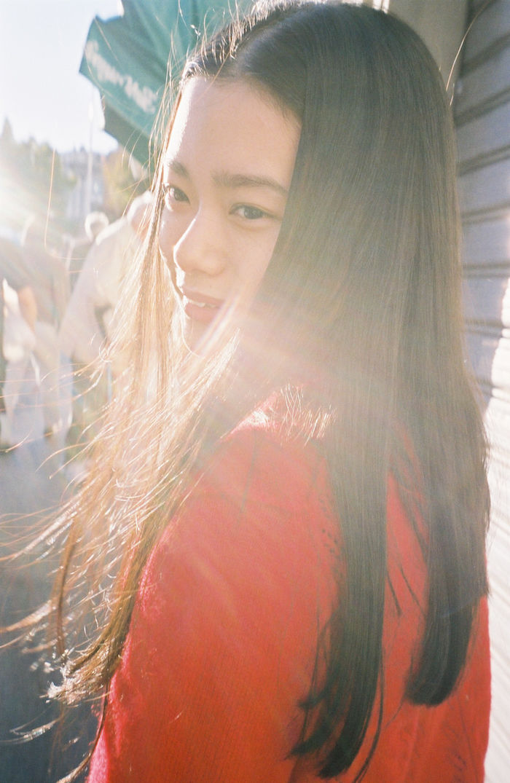 注目女優・杉咲花、1st写真集『ユートピア』発売決定!すっぴん&私服を披露! sub2-2-700x1075