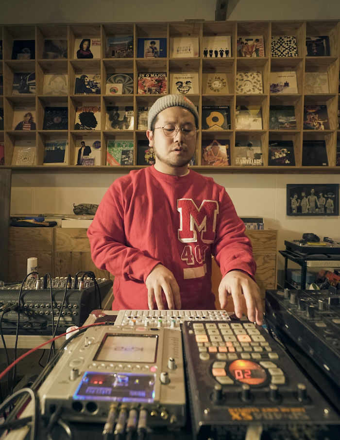 TOSHIKI HAYASHI(%C)による『THREE』の収録曲である「little life」が7インチ化! sub4-1-700x905