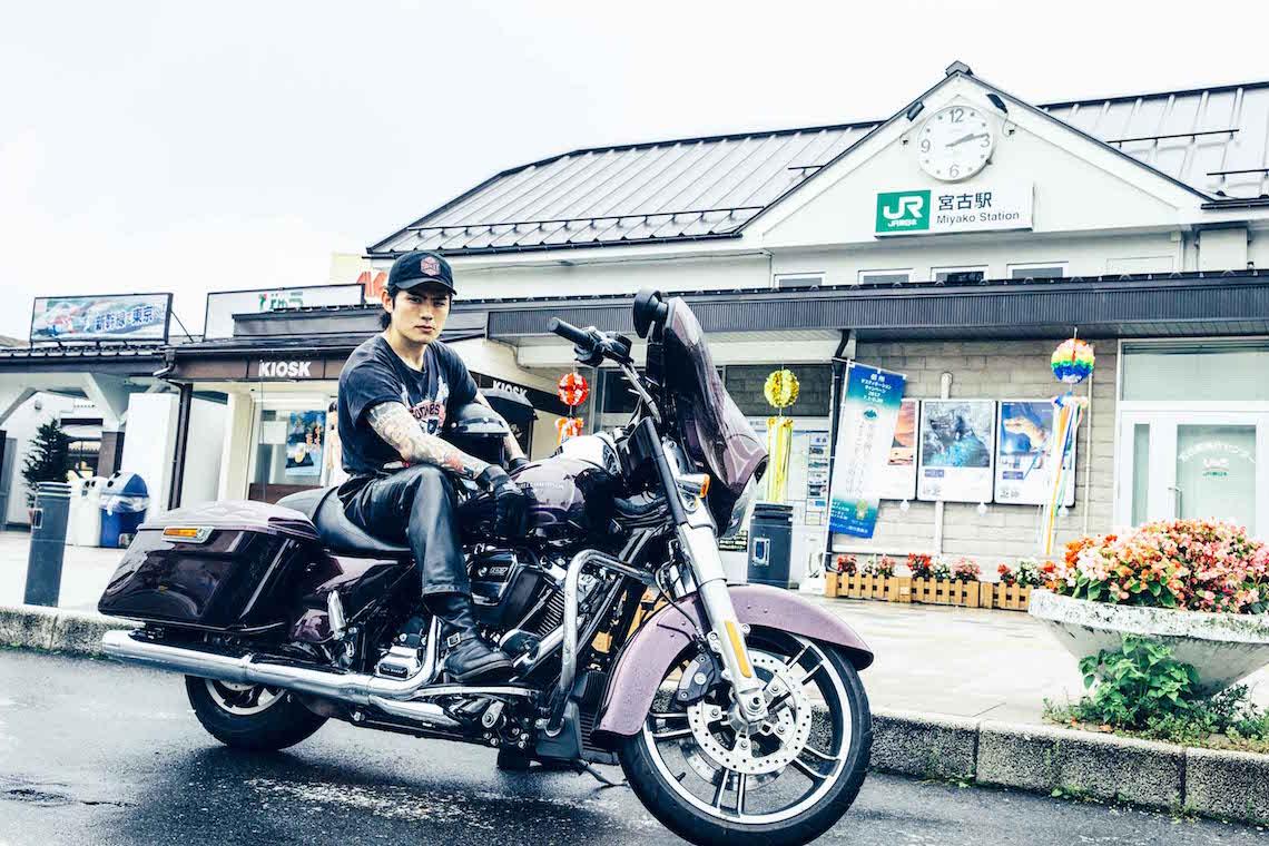 第二回目 BACK IN TOWN takaiwaryo02-1801092
