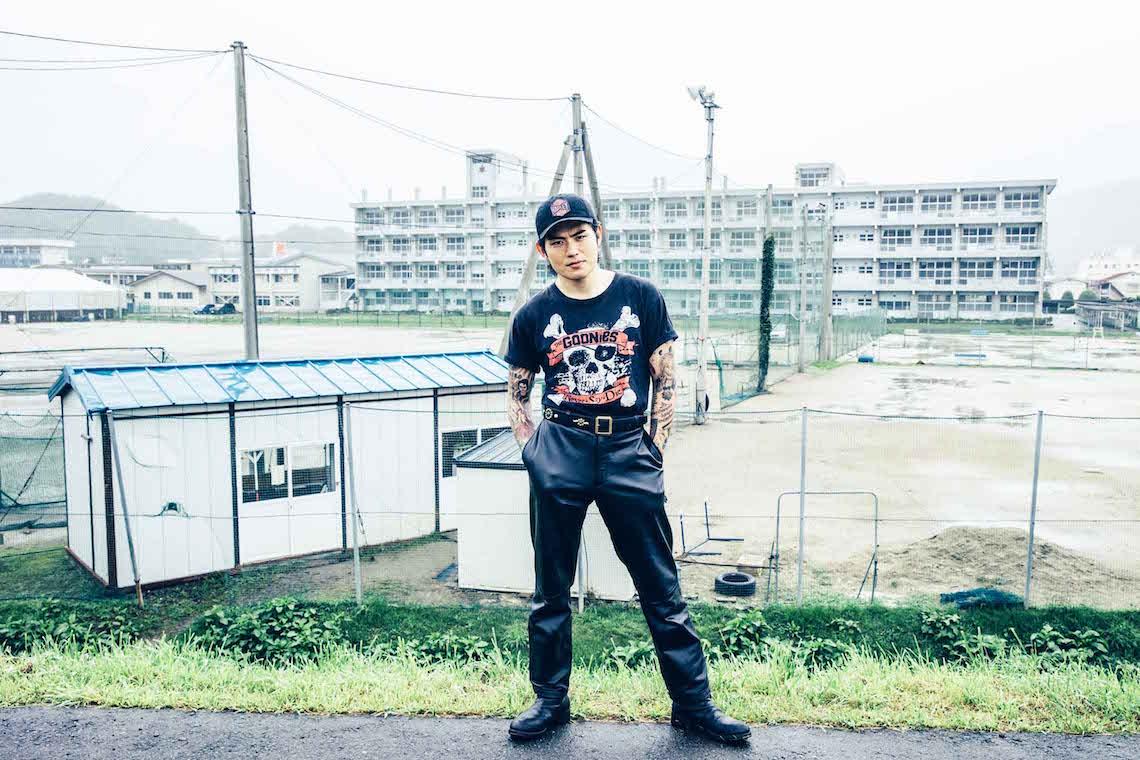 第二回目 BACK IN TOWN takaiwaryo02-1801094