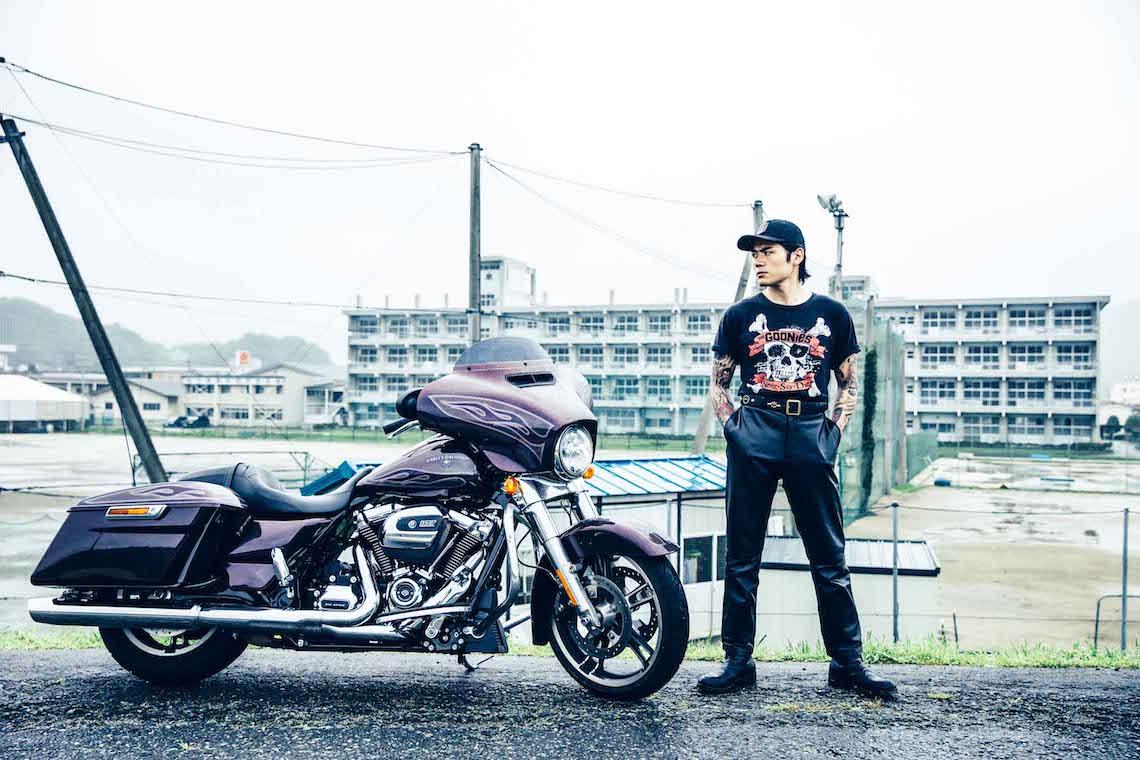 第二回目 BACK IN TOWN takaiwaryo02-1801095