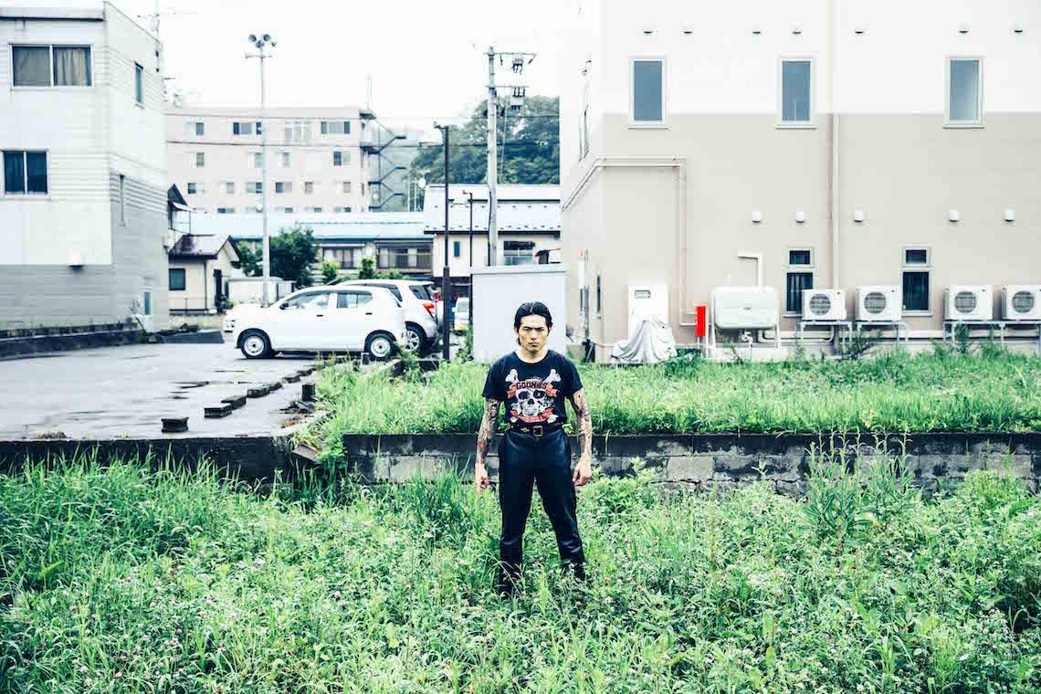 第三回目 BACK IN TOWN takaiwaryo03-1801091