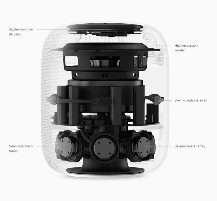 Appleのスマートスピーカー「HomePod」アメリカなどで2月発売!日本上陸は? technology180124_homepod_2-700x647