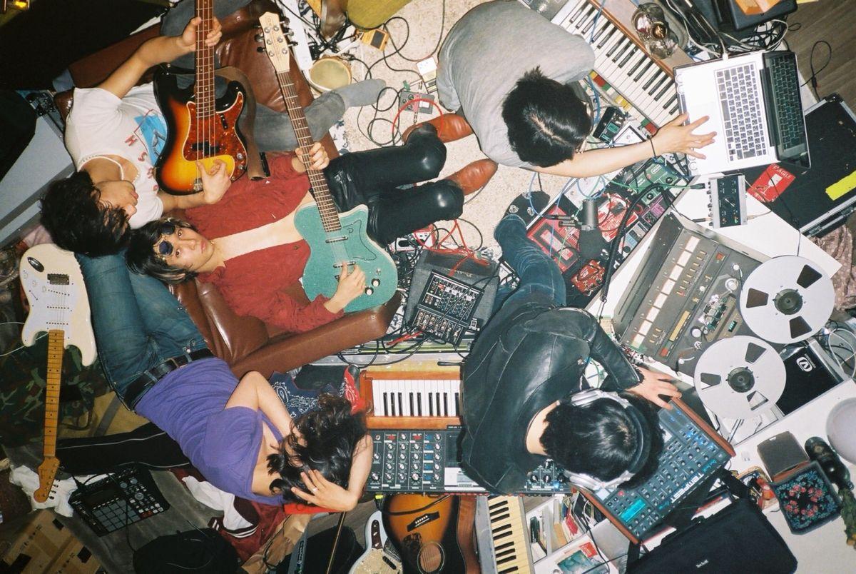 <W.O.O>出演の新鋭バンドが捉える、カルチャーと音楽の関係性 IMG_2192-1200x804