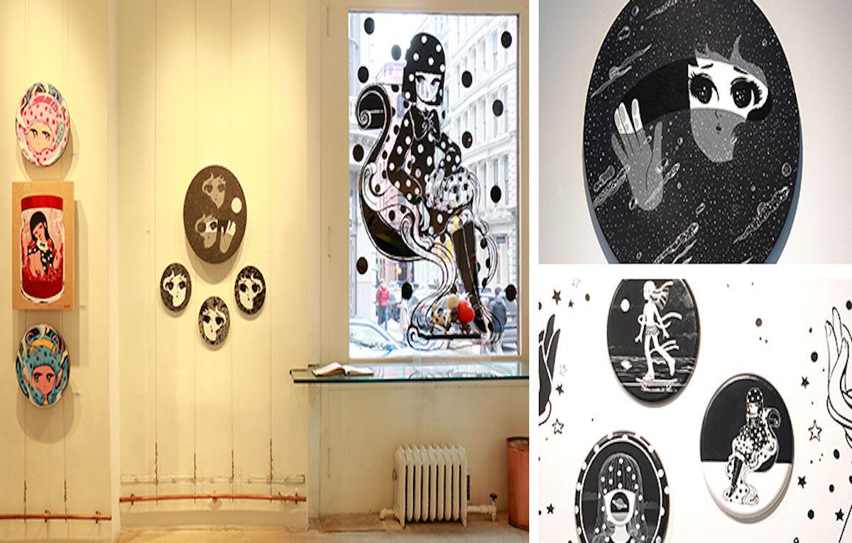 いつものルミネであなたのアートに出会える!アーティストによる公開制作イベントも開催 art-1200x765