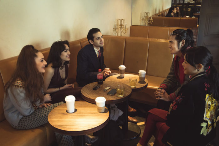 【インタビュー】キティー・デイジー&ルイス。高岩遼&成田アリサが訊く、「ジャンルにとらわれない、それぞれのMUSIC」 kdl-feature7-700x467