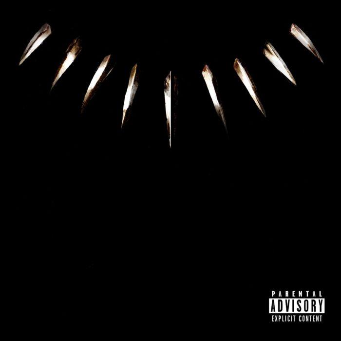 ケンドリック・ラマー×SZA「All the Stars」のMVが公開!映画『ブラックパンサー』サントラは2月9日リリース! kendrick-lamar-black-panther-soundtrack-180201-1-700x700
