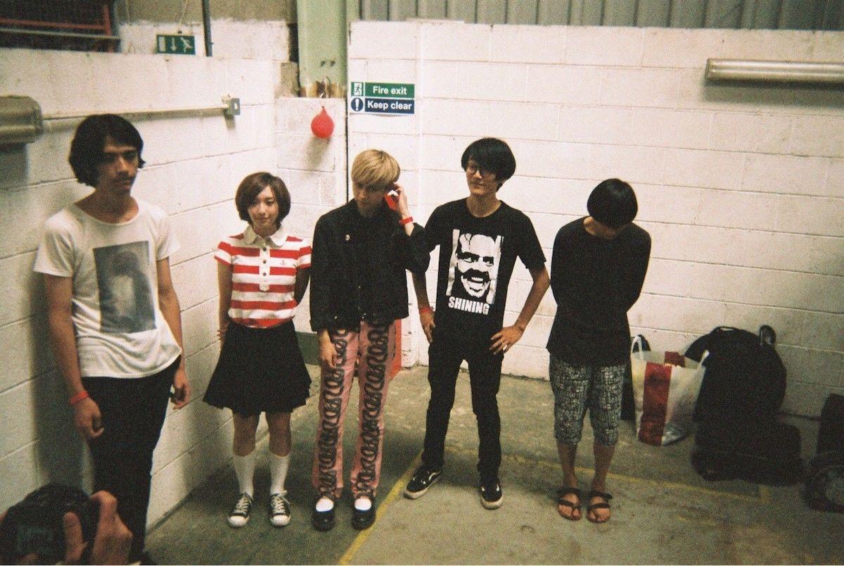 <W.O.O>出演の新鋭バンドが捉える、カルチャーと音楽の関係性 lubysparks2-1200x804