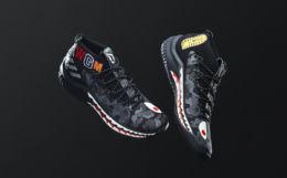 adidas Basketball by BAPE(R) DAME 4