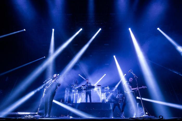 The xx、来日公演ライブレポートが公開!Spotifyではセットリストがプレイリストに! music180213_thexx_1-700x467
