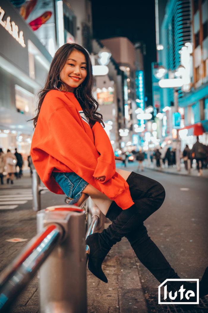 世界が注目するBMX 中村輪夢選手×現役女子高生 シンガーRIRI×ミレニアム世代のクリエイターがコラボしたMVがluteで公開! riri-7-700x1050