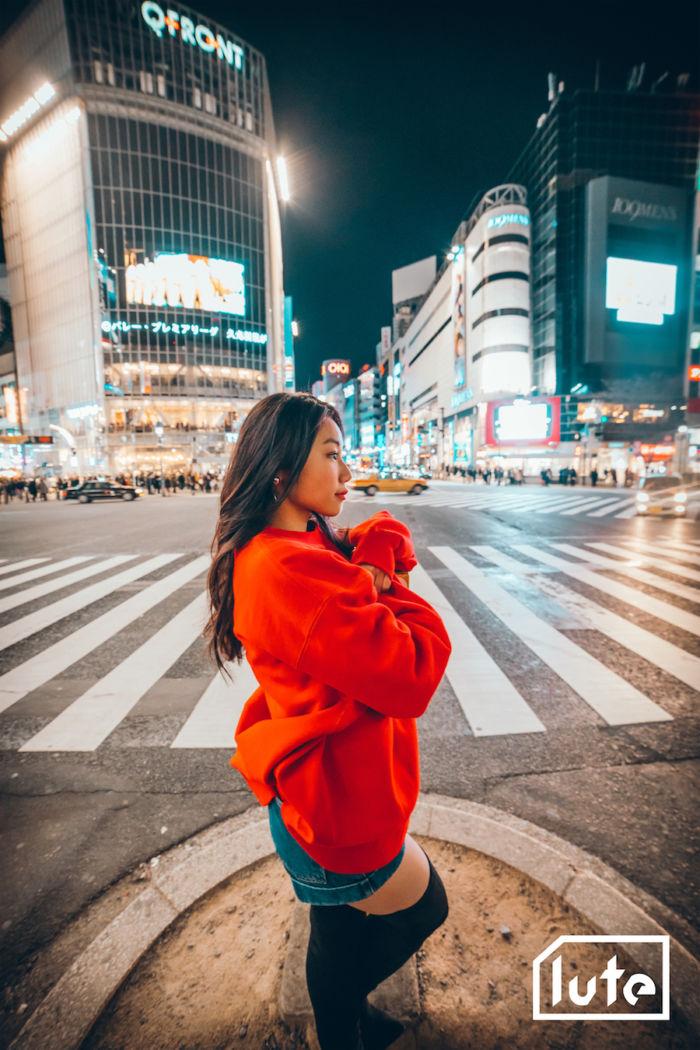 世界が注目するBMX 中村輪夢選手×現役女子高生 シンガーRIRI×ミレニアム世代のクリエイターがコラボしたMVがluteで公開! riri-8-700x1050