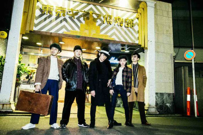 ザ・スロットルが東京キネマ倶楽部で語る、大正ロマンと2ndアルバム『A』 thethrottle-1802144-700x467