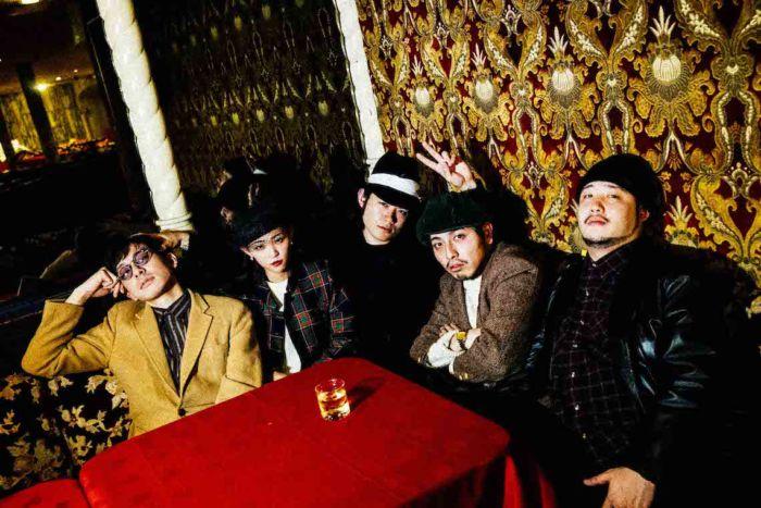 ザ・スロットルが東京キネマ倶楽部で語る、大正ロマンと2ndアルバム『A』 thethrottle-1802146-700x467