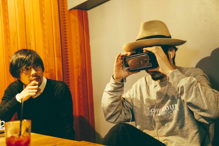 【対談】大木伸夫(ACIDMAN)×カタオカセブン。360°VRライブ映像「VROOM」とVRの未来を語る vroom-pickup1-700x467