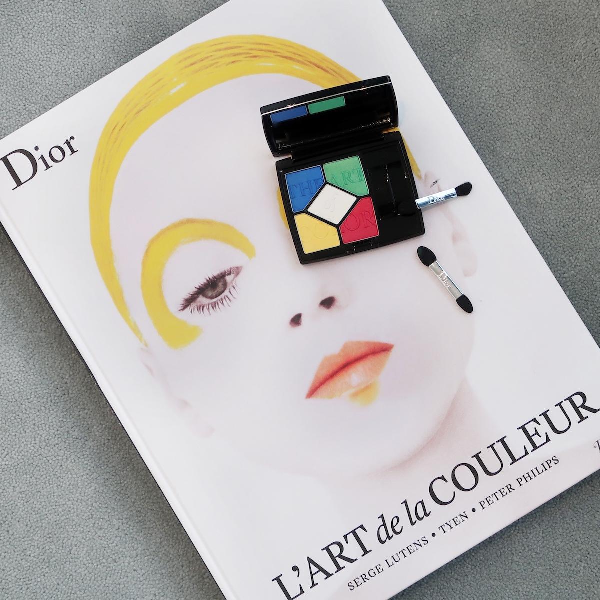ディオールが12色のブランドカラーから歴史を紐解く<アート オブ カラー展>開催! artculture180323_dior_kawasaki_02