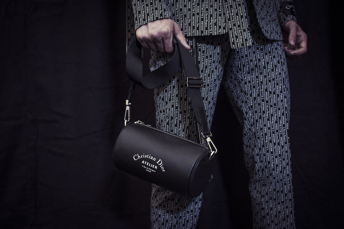 エイサップ・ロッキーも着用!ディオール オム、グレインドカーフスキンのレザーグッズのシリーズ登場! fashion180314_diorhomme_7-1200x801