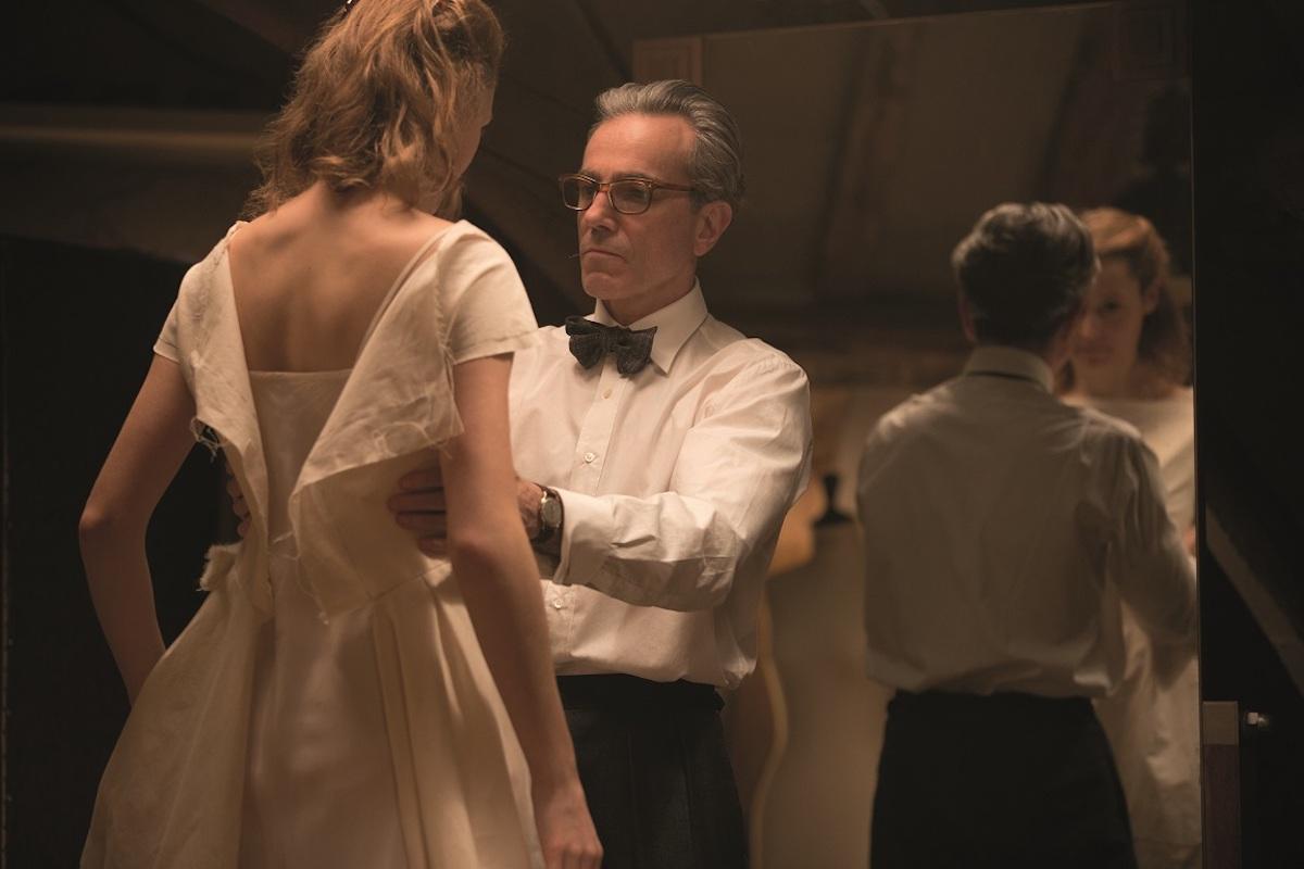 1950年代ロンドンの服装が再現!映画『ファントム・スレッド』第90回アカデミー賞で衣装デザイン賞受賞!