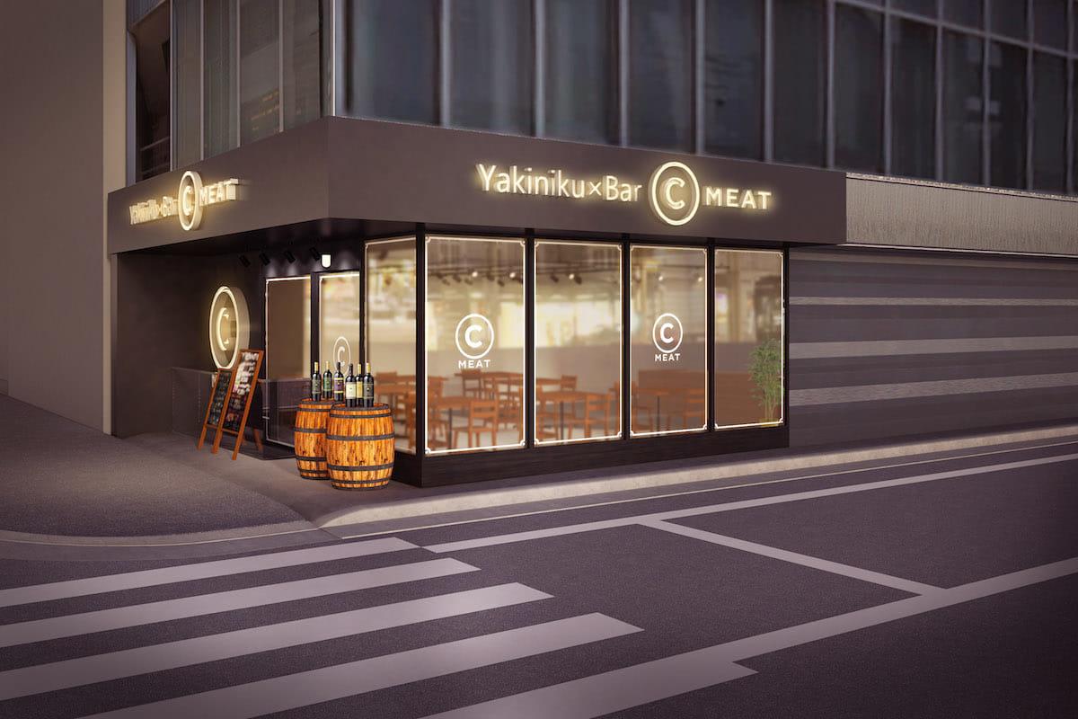 神戸牛のうにロール重が無料!予約の取れない焼肉バルが新店舗オープン記念で贅沢を極める! food180313_maruushi_4-1200x800