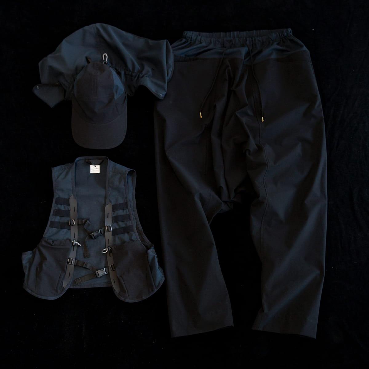 Sasquatchfabrix.×Ninja Tune×BEAMSトリプルネームによるコラボレーションウェアを発表 life_fashion180313_sasquatchfabrix_ninjatune_beams_1-1200x1200