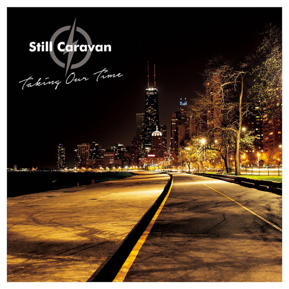 Still Caravan、アルバム『EPIC』に続き、EP『Taking Our Time』をリリース!リリースパーティーも開催! music180306_stillcaravan_2