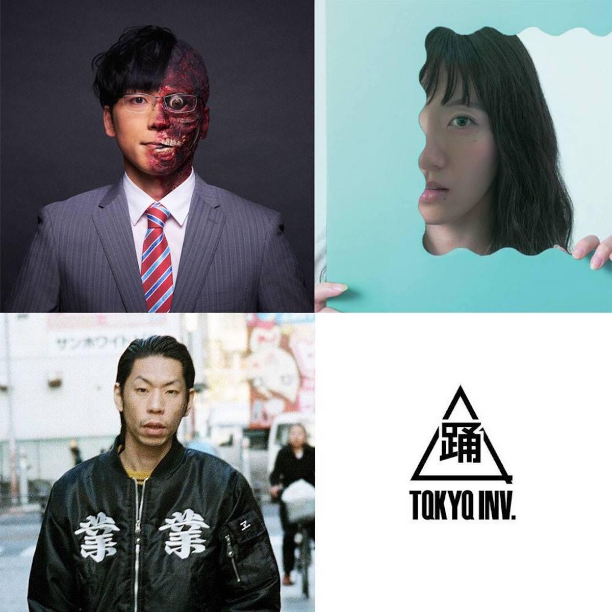 呂布カルマやDOTAMA、踊Foot Works、春ねむり、テンテンコ、小林うてな、謎ユニットROM2まで……!渋谷の地下でクセの強いサンデーアフター舞踏会が開催! music180308-beast-beat-beach-1