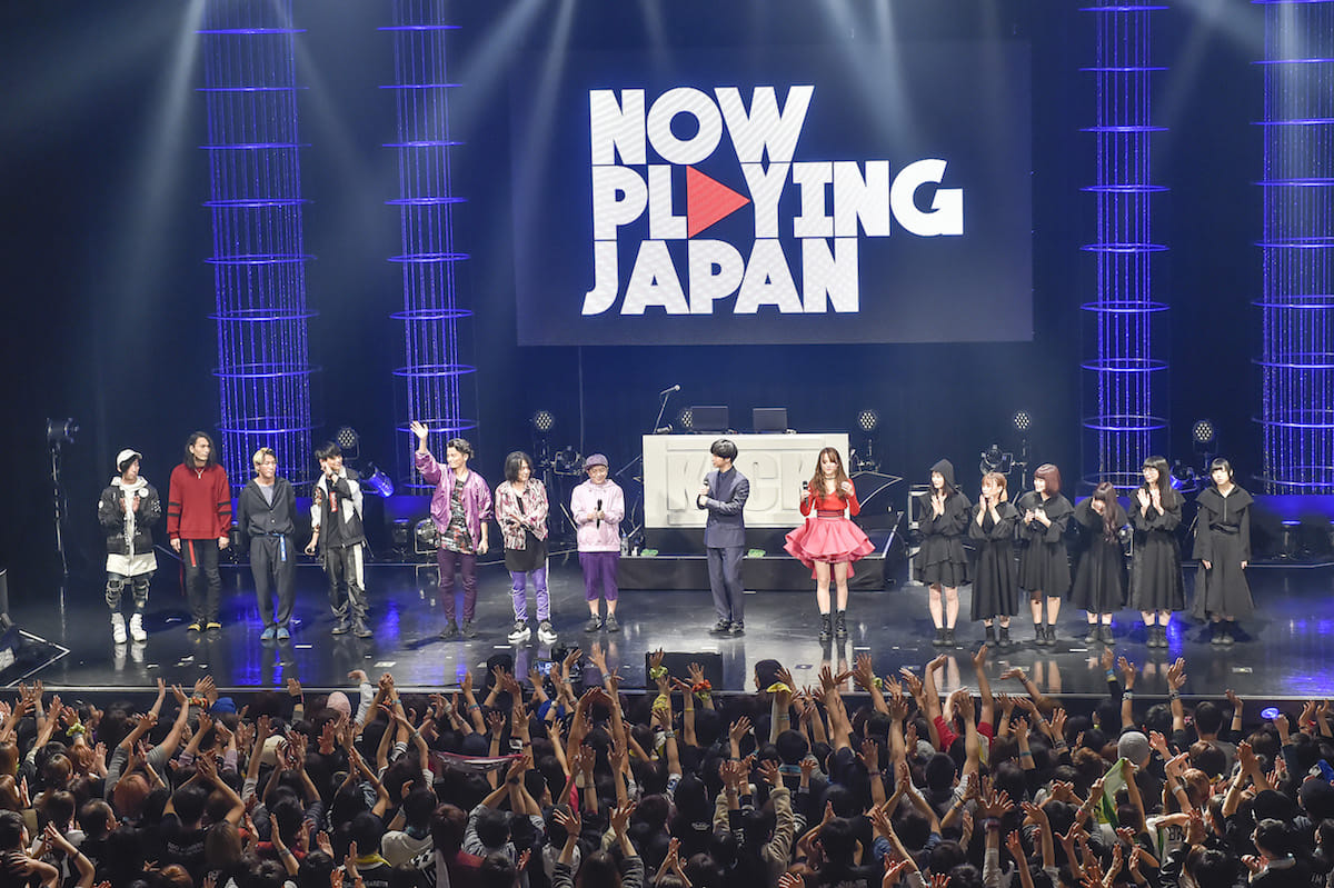 「NOW PLAYING JAPAN LIVE vol.1」開催!KICK THE CAN CREW、THE ORAL CIGARETTES、BiSH、Miracle Vell Magicが熱狂のライブを披露! music180320_nowplayingjapan_6-1200x799