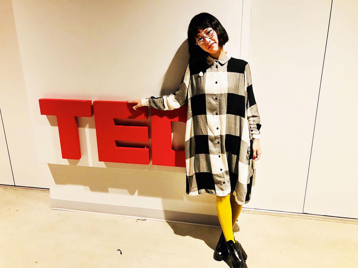 Reiの<TED NYC>でのパフォーマンス動画がTEDのアカウントで公開! music180322_guitarei_2-1200x900
