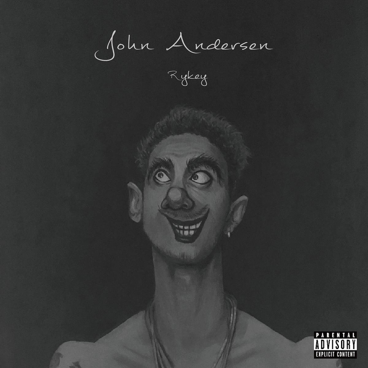 """昨年シーンにカムバックしたRYKEYが""""幻の""""サード・アルバム『John Andersen』を4月にリリース!客演に田代まさし!! music180323_rykey_1"""
