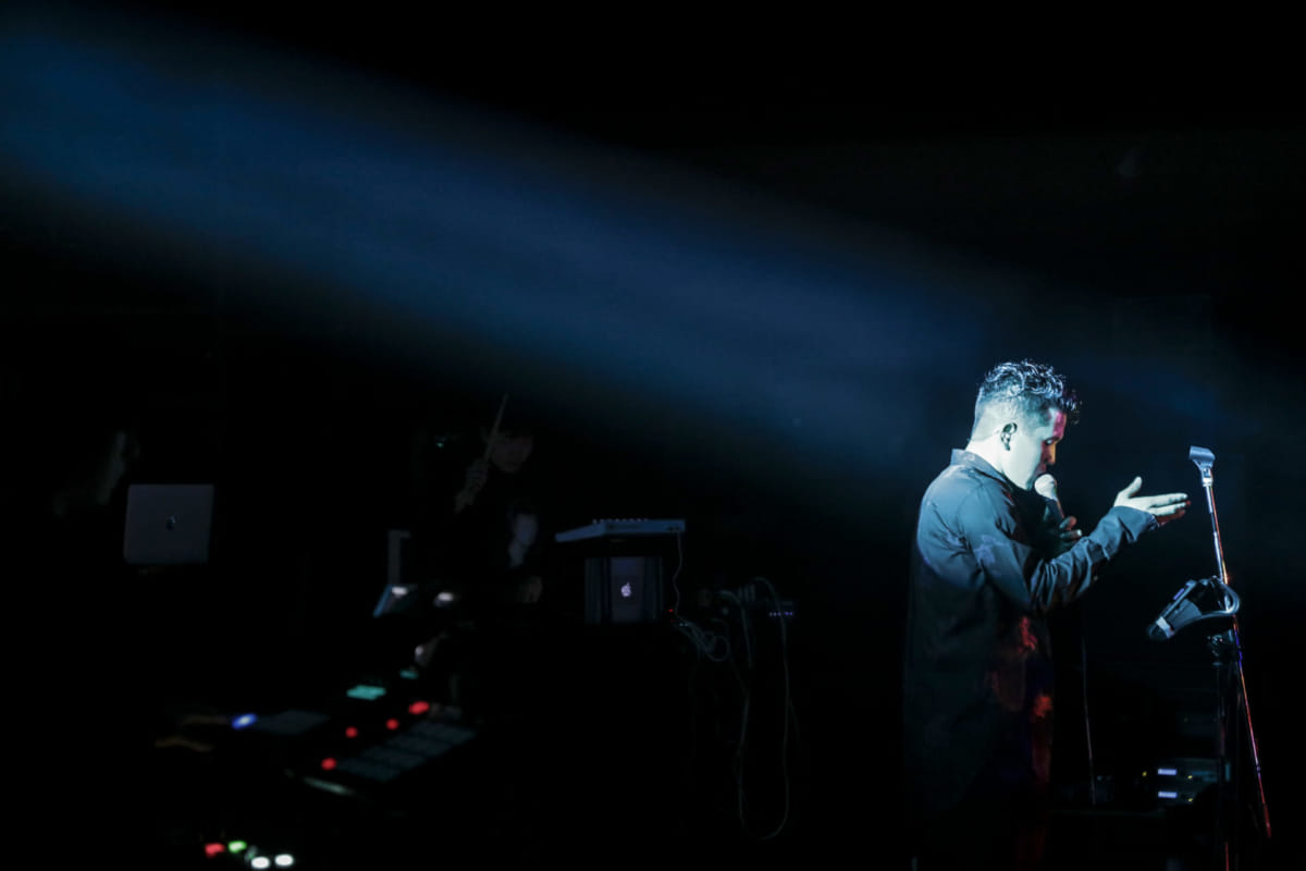 yahyel、2ndアルバム『Human』リリースツアー開幕!初日、恵比寿LIQUIDROOM公演ライブレポート公開! music180331_yahyel_7-1200x800