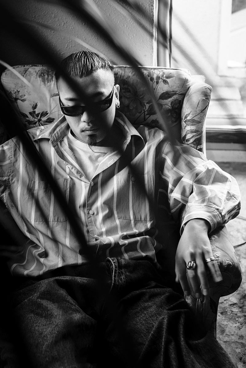 【インタビュー】YENTOWNの最年少ラッパー・kZmが、1stアルバム『DIMENSION』でHIPHOPをさらなる次元へと誘う re_photo_04