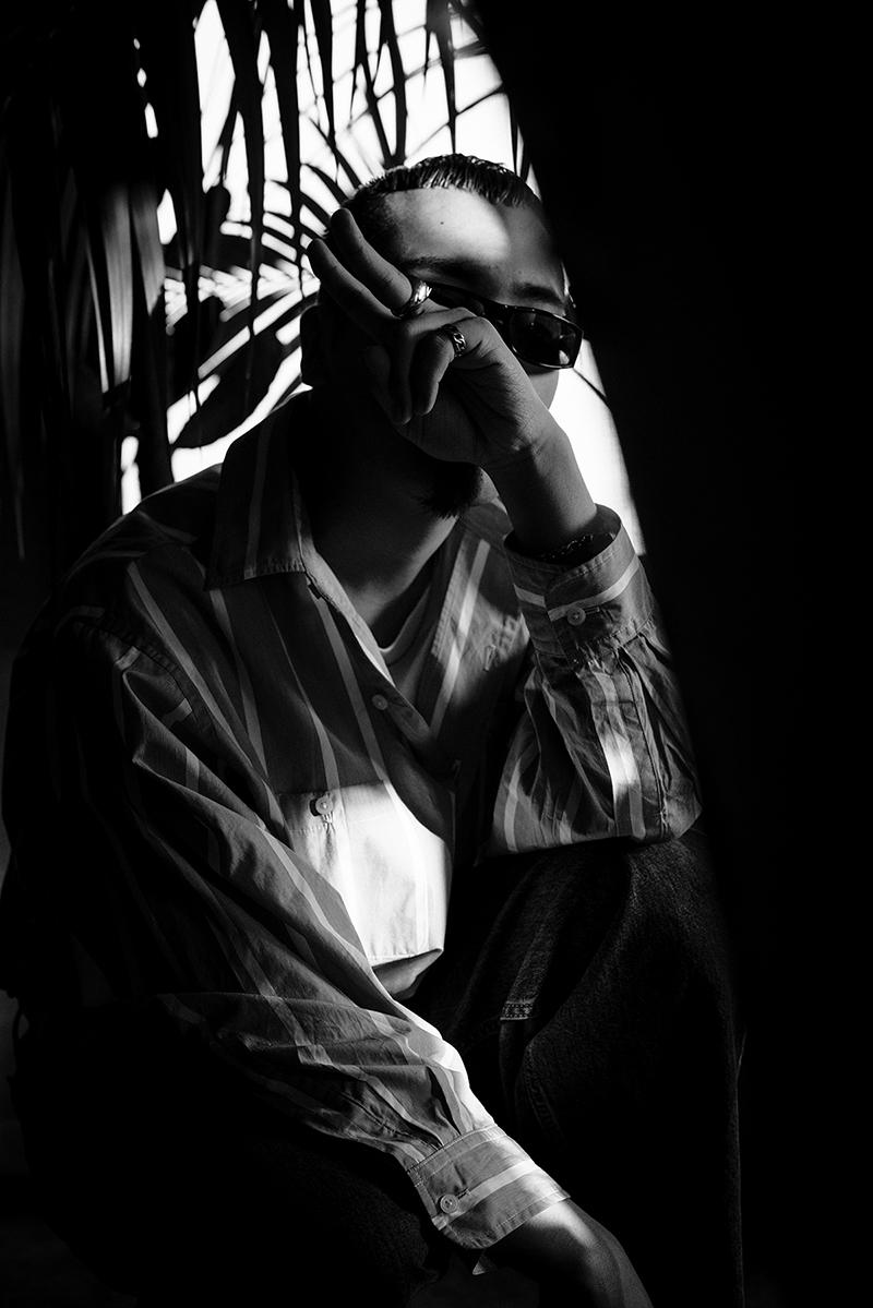【インタビュー】YENTOWNの最年少ラッパー・kZmが、1stアルバム『DIMENSION』でHIPHOPをさらなる次元へと誘う re_photo_05