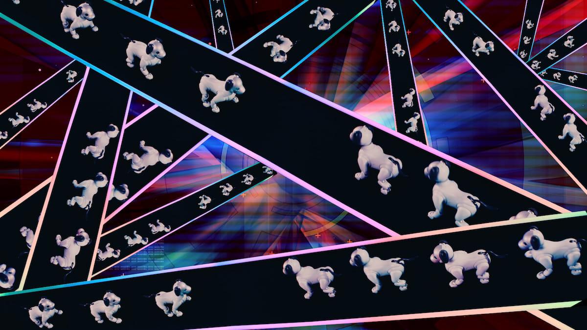 石野卓球がaiboの鳴き声やサウンドを元にオリジナル楽曲を制作!MV『aibo×石野卓球』も公開! technology180327_aibo-takkyuishino_4-1200x675