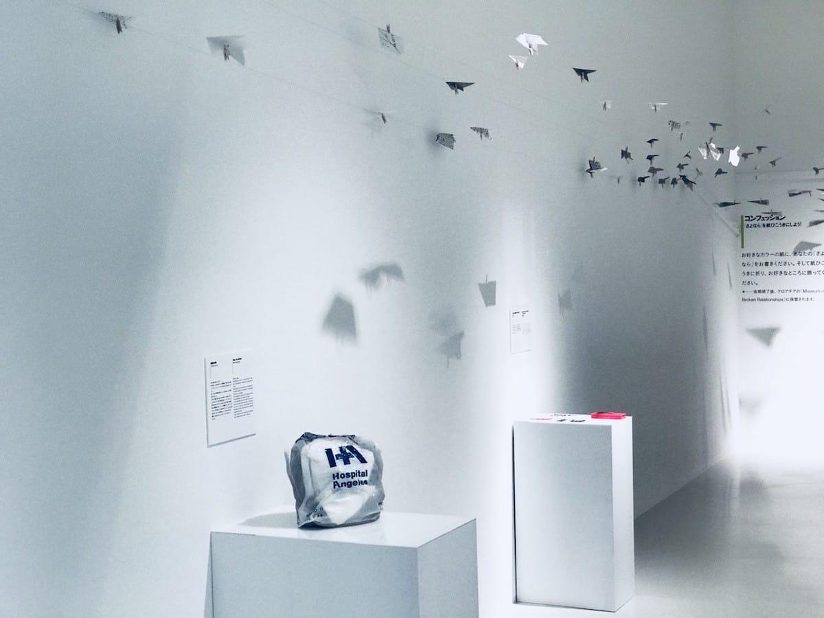 """""""別れの経験を共有する""""「Museum of Broken Relationships」日本初上陸!『イッテQ』で紹介「悪い思い出を消す」消しゴムも販売! art180403_brokenships_3-1200x900"""