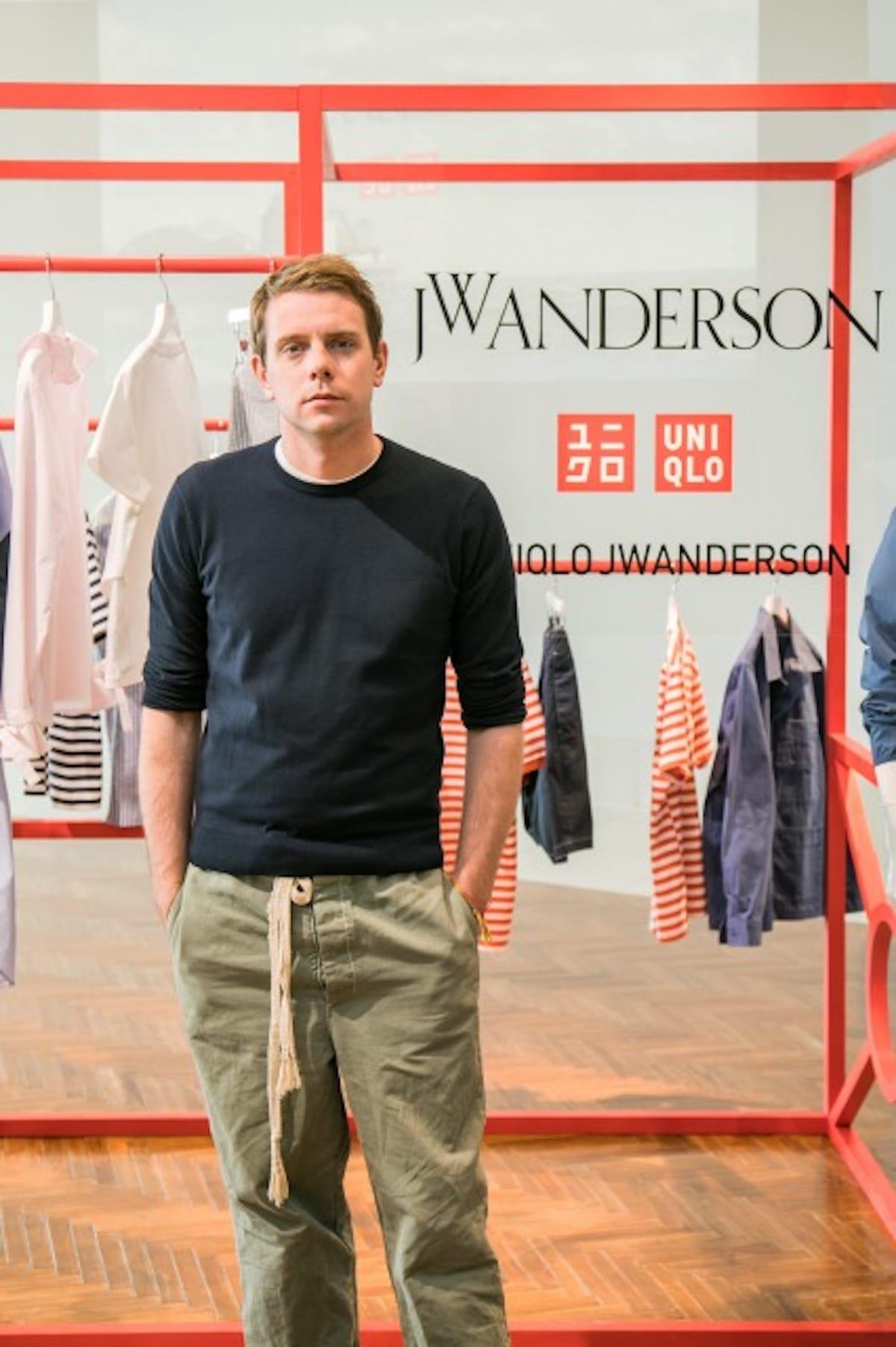 「UNIQLO and JW ANDERSON」18年春夏コレクション。英国の伝統と革新を、すべての人に fashion180411_uniqlo-jwanderson_3-1200x1803
