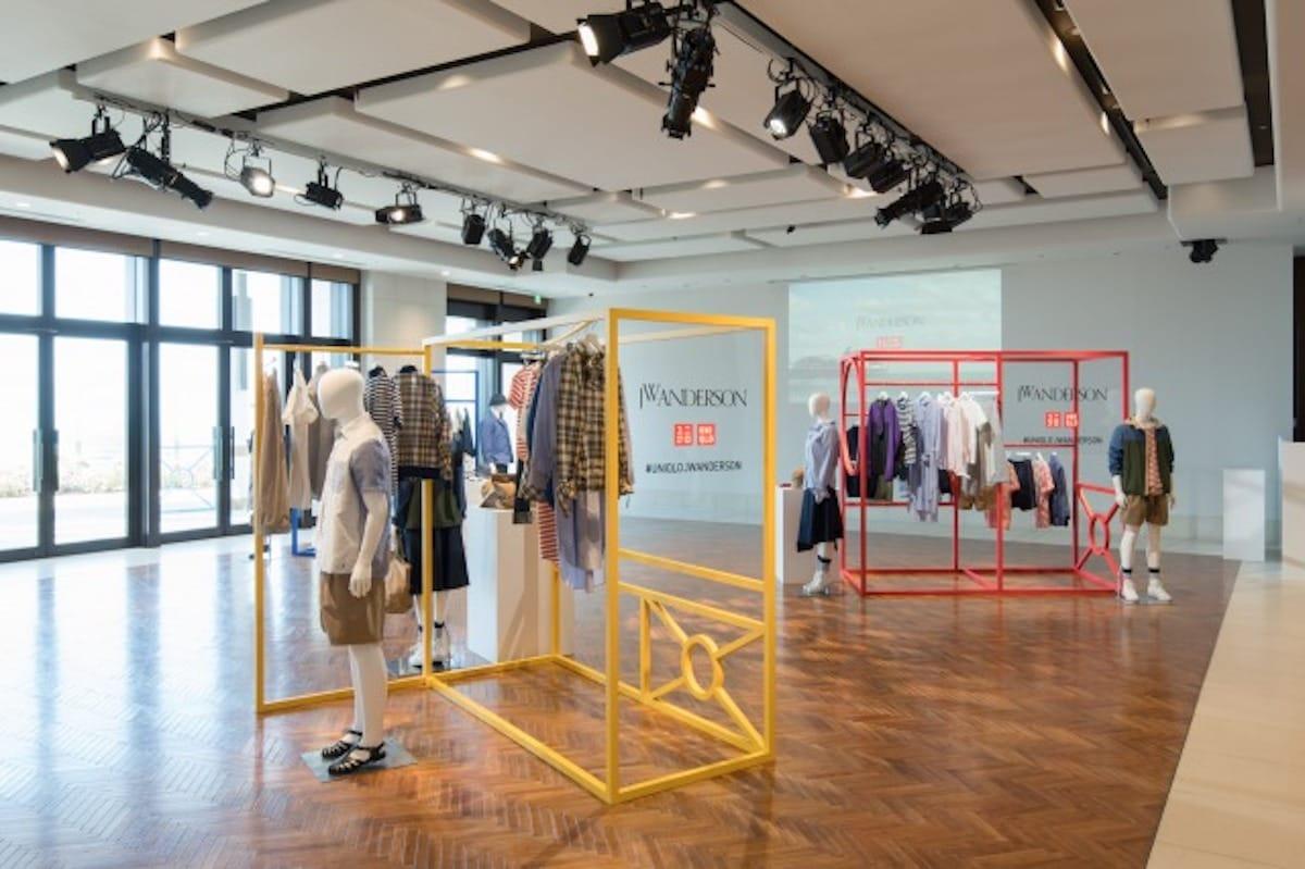「UNIQLO and JW ANDERSON」18年春夏コレクション。英国の伝統と革新を、すべての人に fashion180411_uniqlo-jwanderson_4-1200x799
