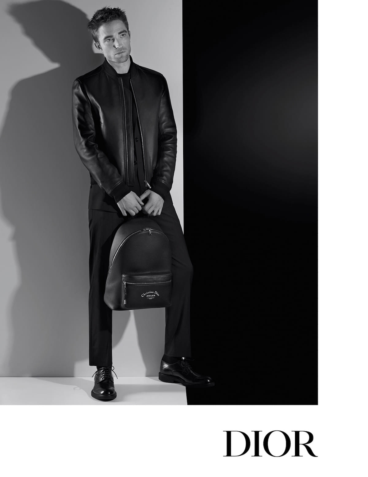 ロバート・パティンソンをカール・ラガーフェルドが捉える!Dior Homme AUTUMN 18 CAMPAIGN fashion180413_dior-homme_4-1200x1555