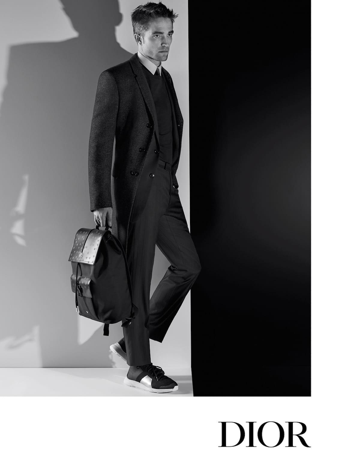 ロバート・パティンソンをカール・ラガーフェルドが捉える!Dior Homme AUTUMN 18 CAMPAIGN fashion180413_dior-homme_5-1200x1555