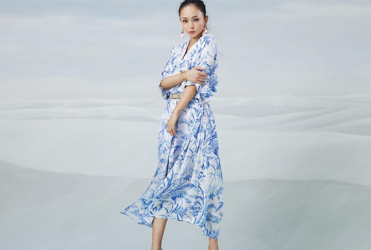 安室奈美恵、H&Mコラボ 新ビジュアル公開!GW期間中に展開! fashion180418_namieamuro-hm_1-1200x811