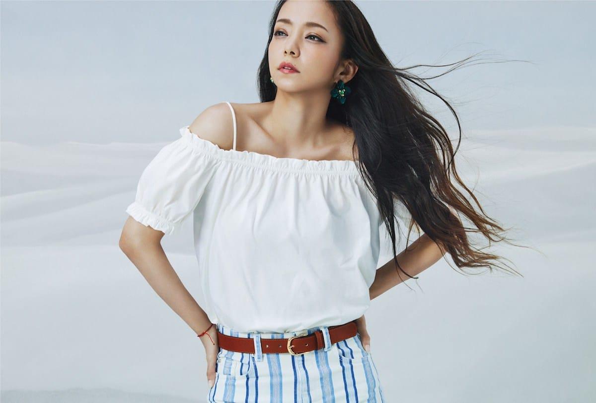安室奈美恵、H&Mコラボ 新ビジュアル公開!GW期間中に展開! fashion180418_namieamuro-hm_2-1200x811