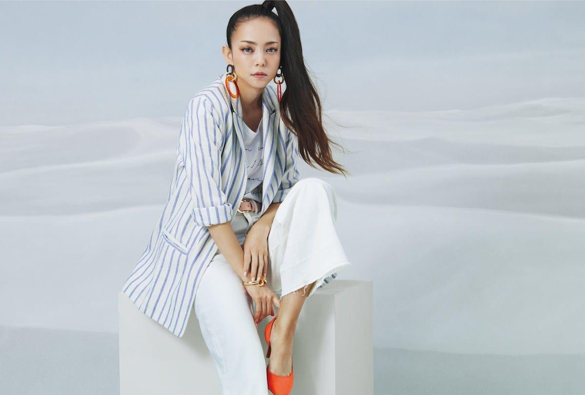 安室奈美恵、H&Mコラボ 新ビジュアル公開!GW期間中に展開! fashion180418_namieamuro-hm_3-1200x811