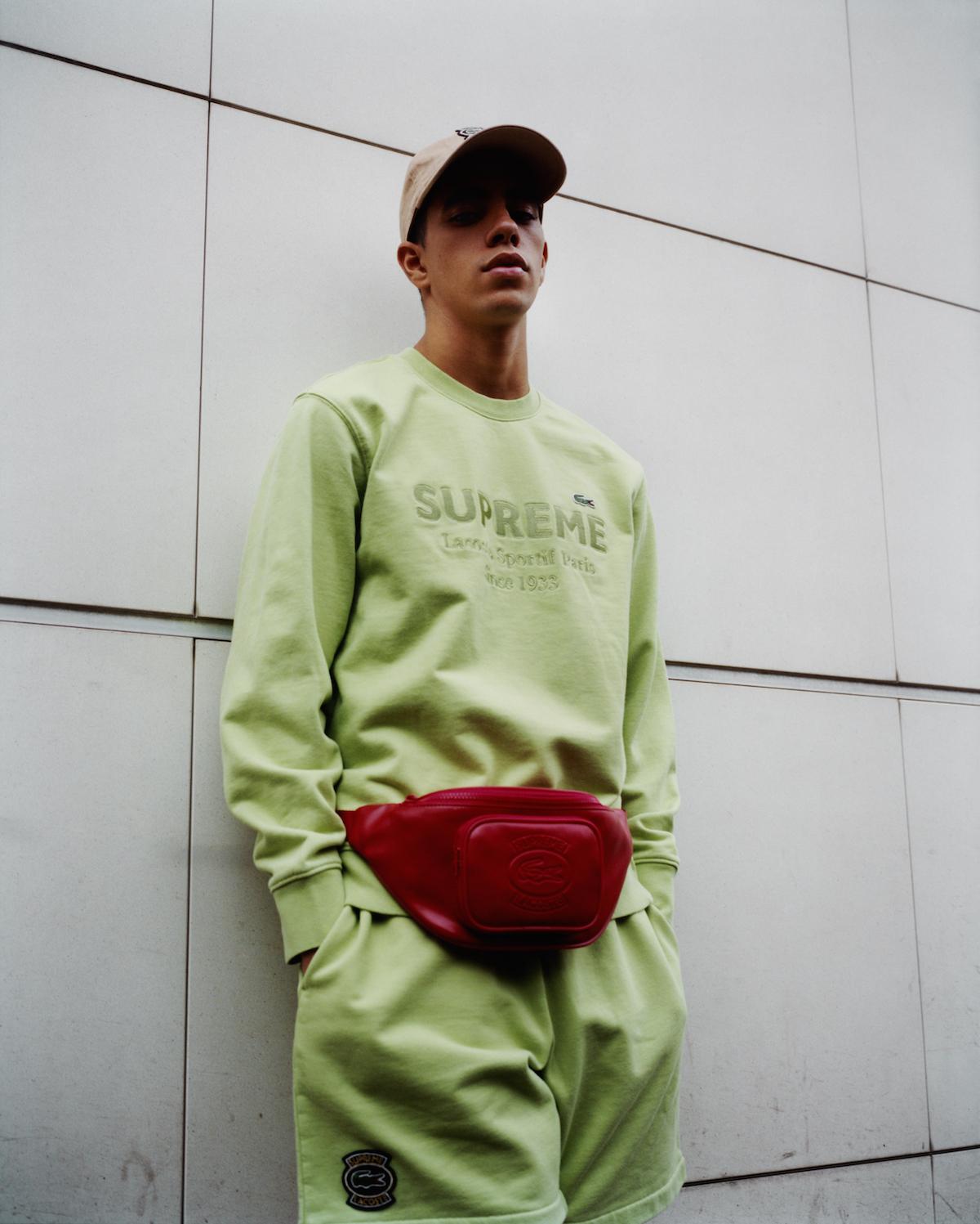 Supreme×LACOSTEコラボ第2弾!発売日と購入方法を要チェック! fashion180418_supreme-lacoste_5