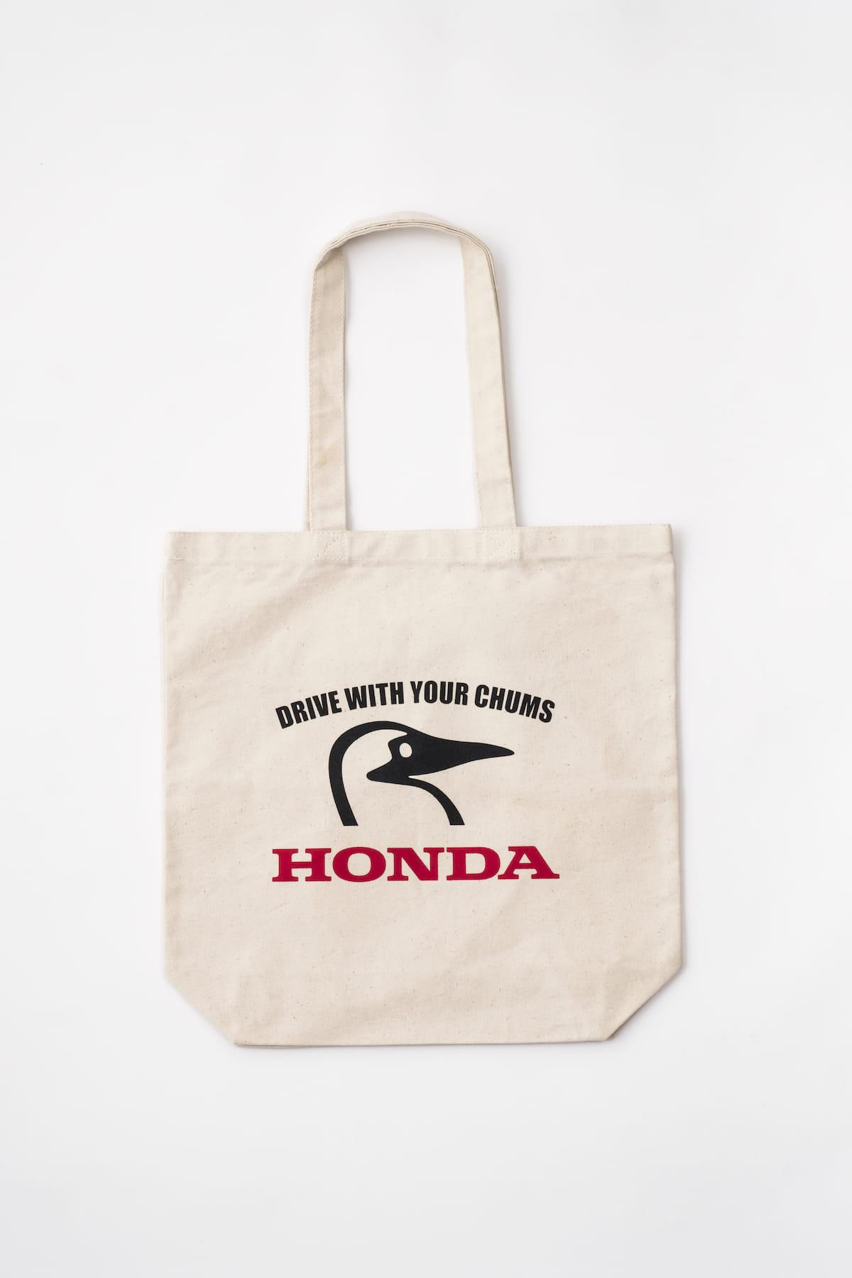「Honda Access × CHUMS」が初めてのアパレルグッズを発売!35周年のアニバーサリーイヤーに強力タッグが帰ってきた! fashion180420_chums_1-1200x1800