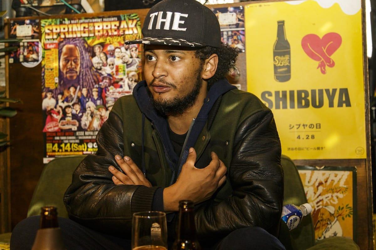 【インタビュー】ラッパー・ACEとわんぱくプロデューサーが語る、渋谷の魅力と<シブヤスカイフェス> in180418_shibuyabeer5-1200x800