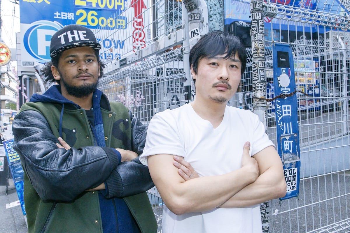【インタビュー】ラッパー・ACEとわんぱくプロデューサーが語る、渋谷の魅力と<シブヤスカイフェス> in180418_shibuyabeer8-1200x800