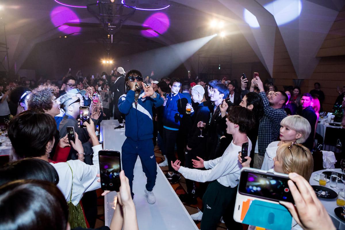 【インタビュー】兄弟ラップ・デュオのレイ・シュリマーがReebok CLASSICのパーティーに出演、日本で好きなものは冷酒? interview180410_raesremmurd_reebokclassic_feature_10-1200x800