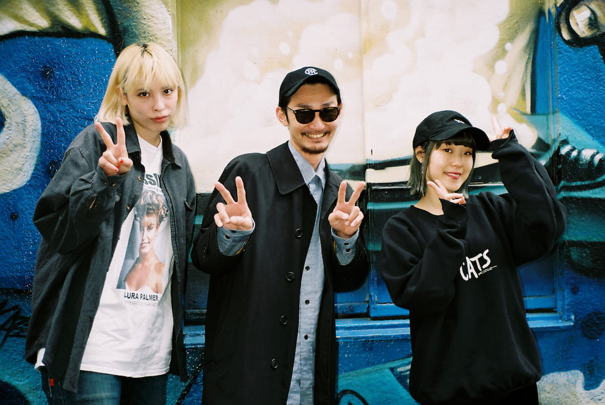 【インタビュー】TSUBAME × おかもとえみ × RACHELが語る「GOOD NIGHT」の制作裏話 interview180424-tsubame-good-night-5-1200x804