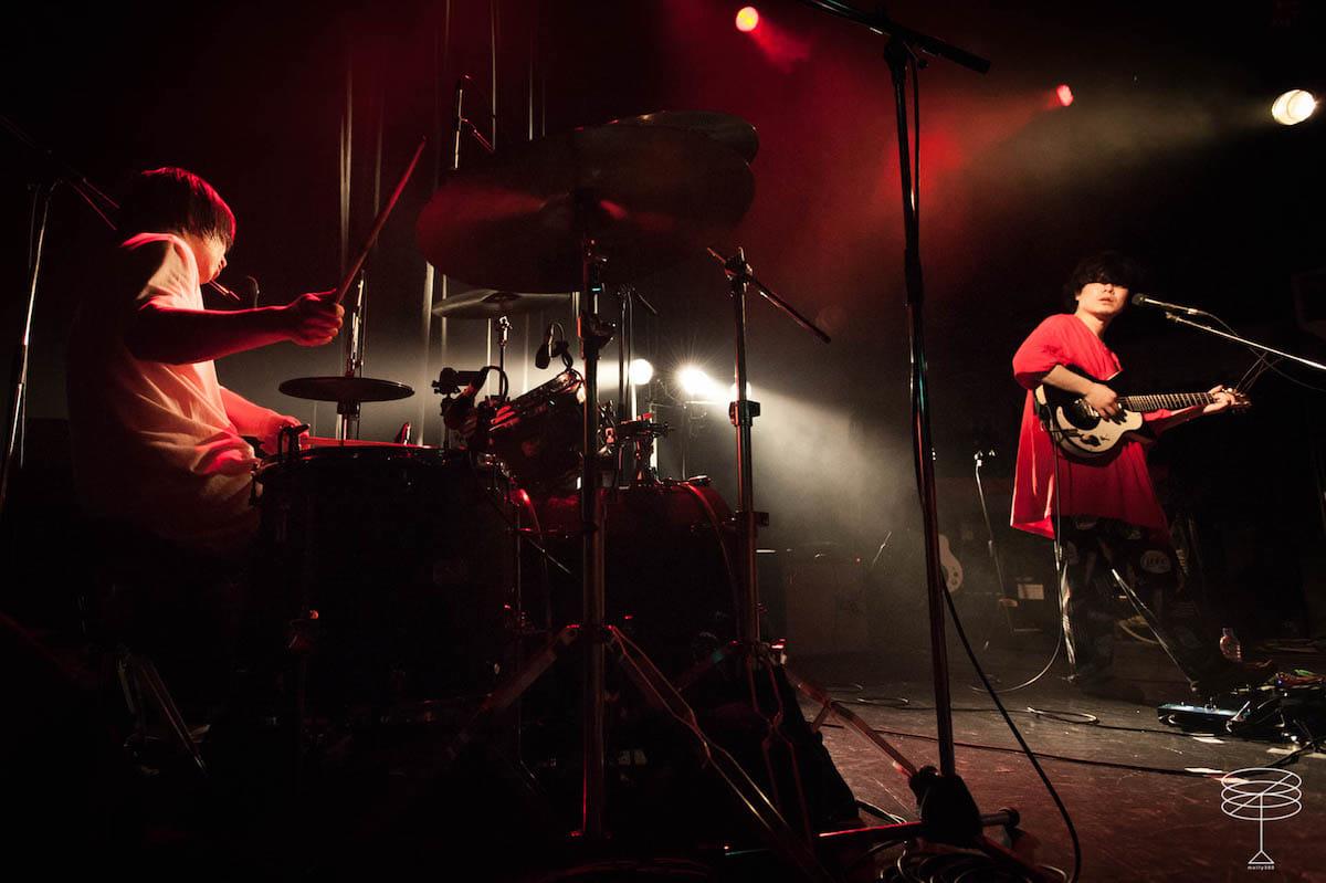【ライブレポ】全米ツアーを経てパワーアップしたドミコの現在!セトリ順ダイジェスト動画が公開! music180409_domico_2-1200x799