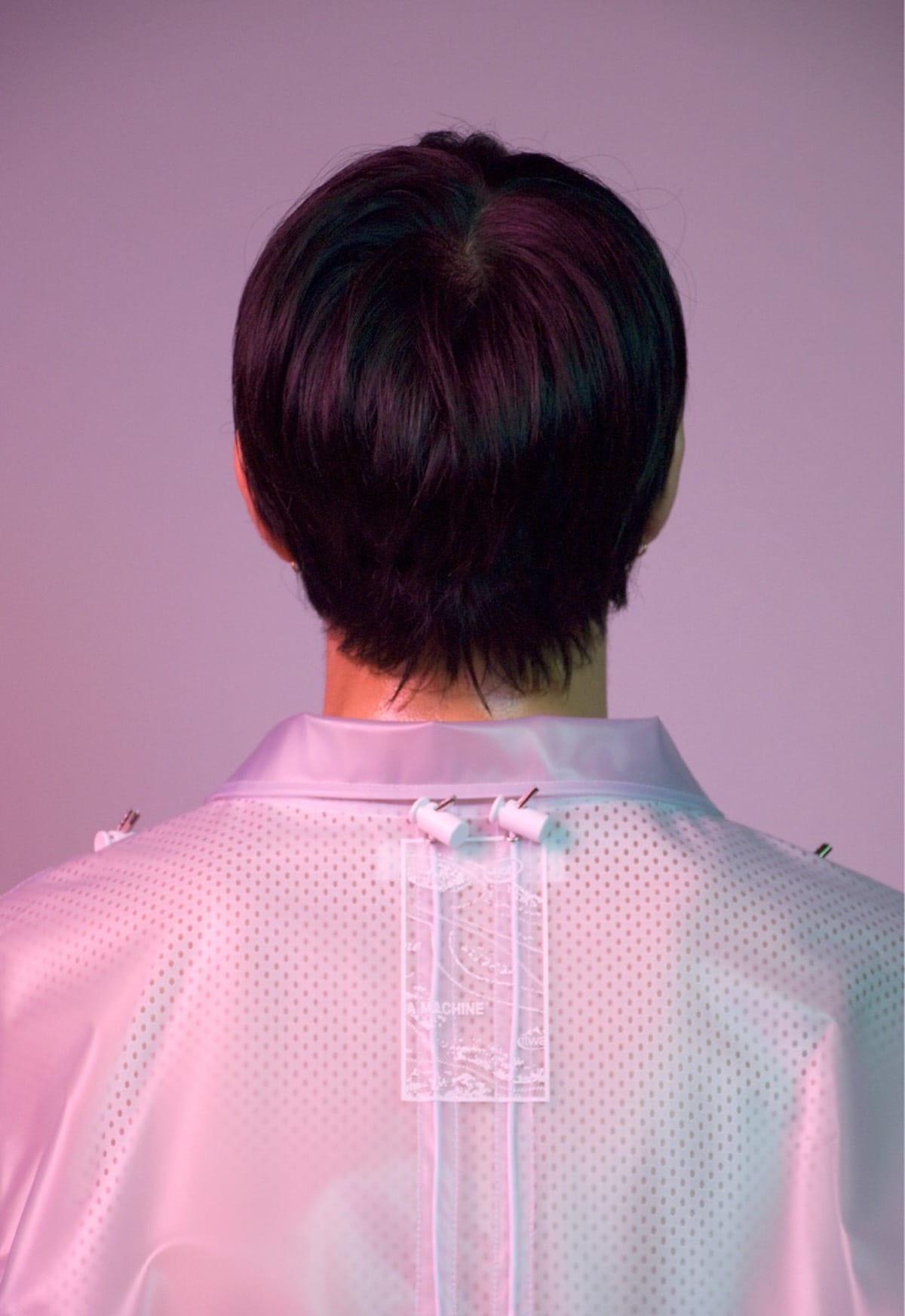 """金井慶介が手掛けるファッションブランドA MACHINEが""""BOARDER""""をテーマにした2018 AWのルックブックを発表 music180413_like-a-machine-boarder-1-1200x1744"""