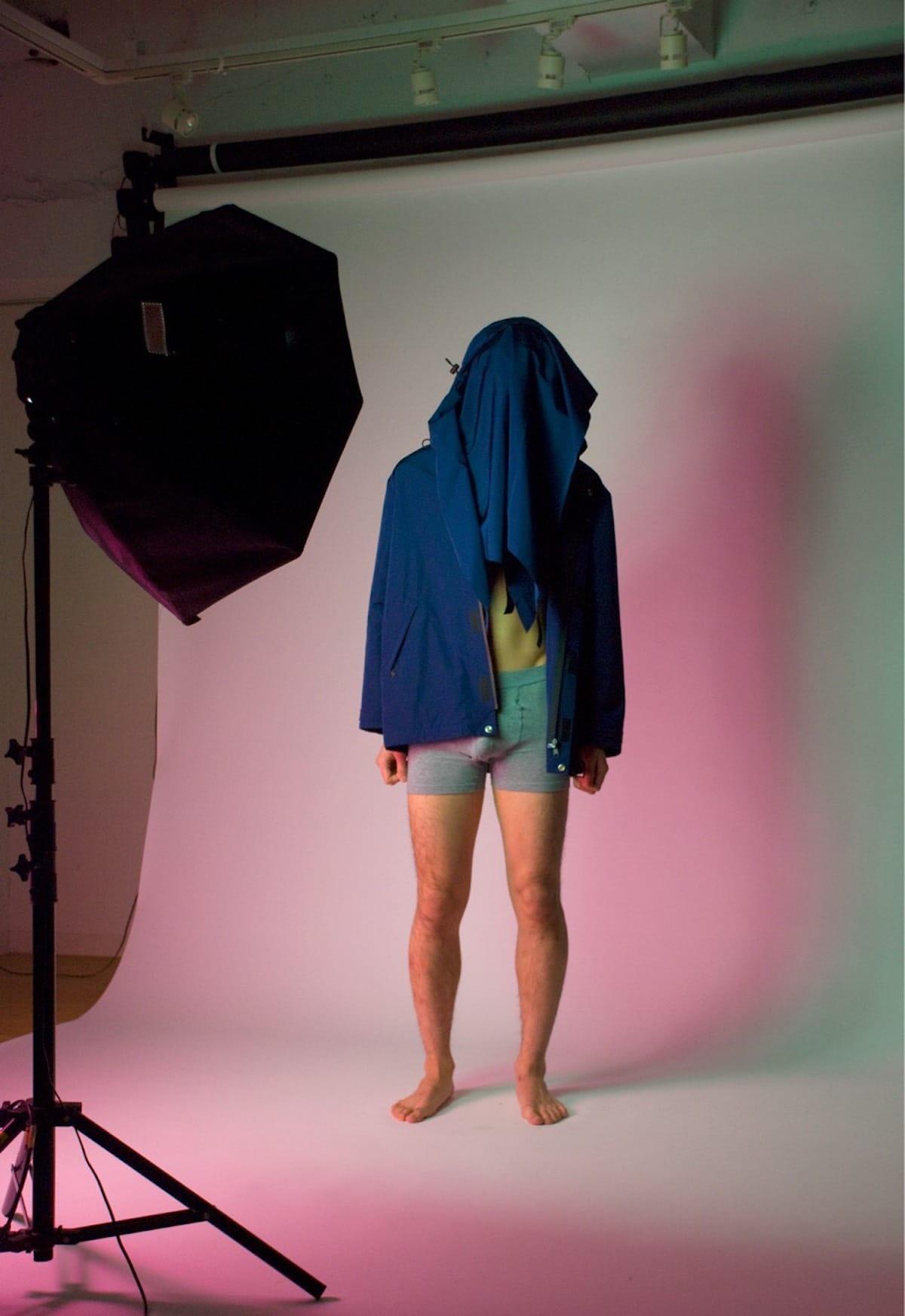 """金井慶介が手掛けるファッションブランドA MACHINEが""""BOARDER""""をテーマにした2018 AWのルックブックを発表 music180413_like-a-machine-boarder-8-1200x1744"""